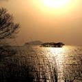 夕刻の湖北2