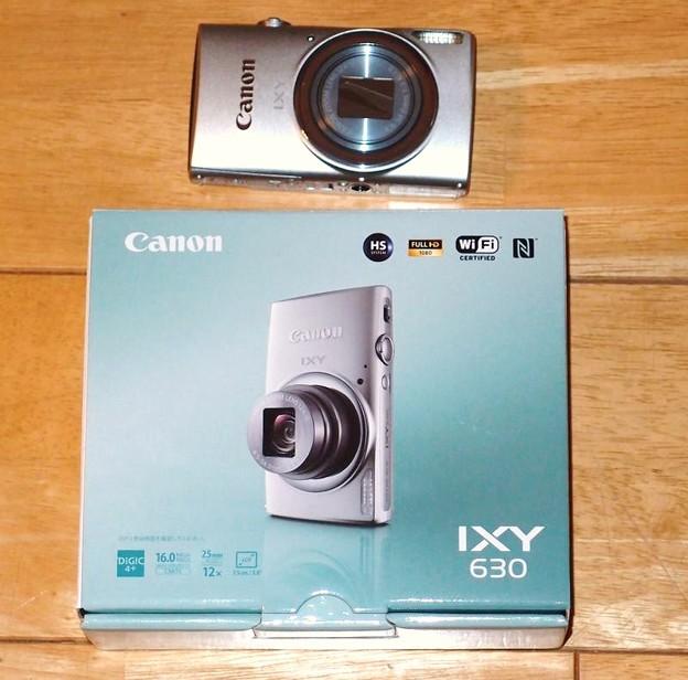Canon IXY630