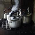 Photos: お客様用のお茶を沸かす2015.03.21広島 忠海
