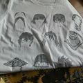 写真: 昨日買ったTシャツかわいくね?