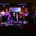 写真: Glow in the dark dance party~♪