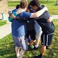 Photos: Group Hug!