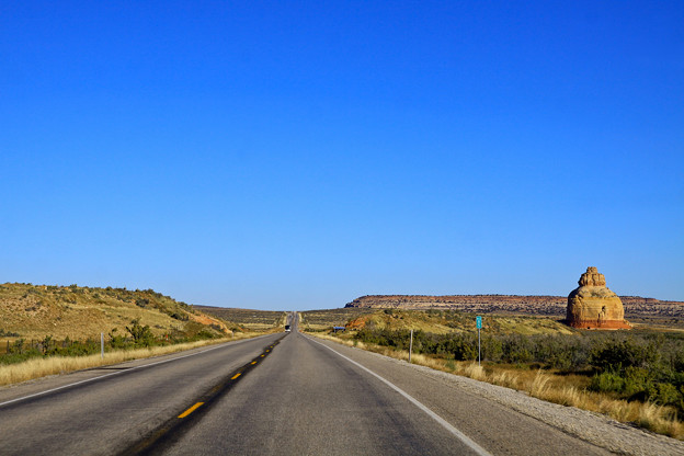 Driving to Moab~♪