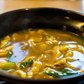 Mimikou is a famous restaurant serving curry udon noodles