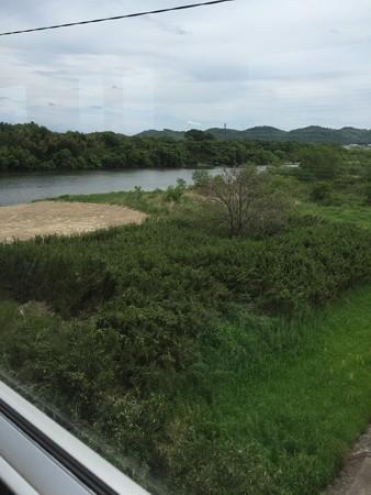 20150506神戸電鉄の車窓から(2)