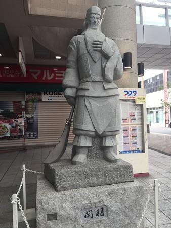 20150607関羽像