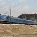 EF510-512+24系客車尾久・札幌車 寝台特急北斗星号