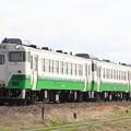 キハ40形2000番台キハ40-2086 普通小牛田行き