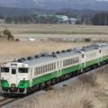 キハ48形500番台キハ48-501 回送