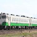 キハ48形500番台キハ48-553 普通小牛田行き