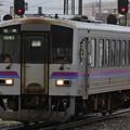 Photos: キハ120形300番台キハ120-323 普通仙崎行き