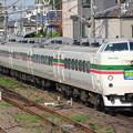 189系トタM52編成 特急あずさ85号
