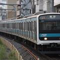 209系ウラ61編成 各駅停車蒲田行き