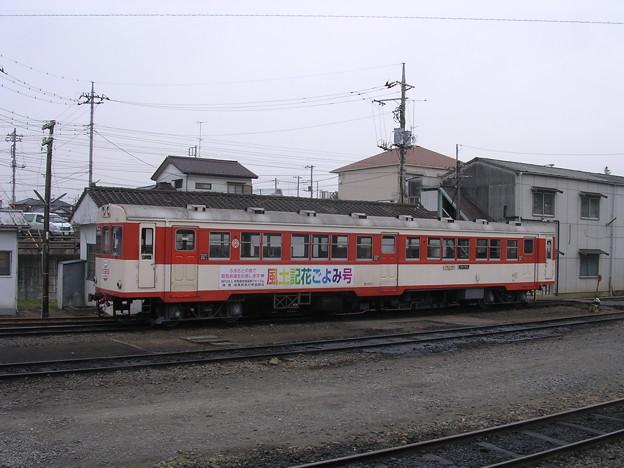 鹿島鉄道キハ600形キハ602