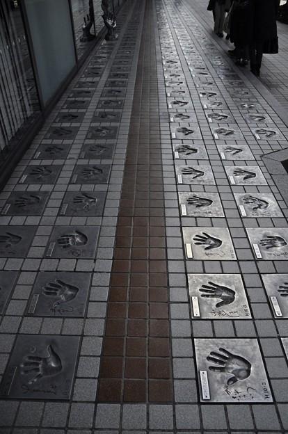 スターの広場(浅草公会堂)