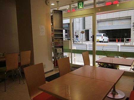 つながりのデザインCafe 室内1