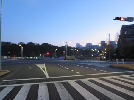 桜田門近く