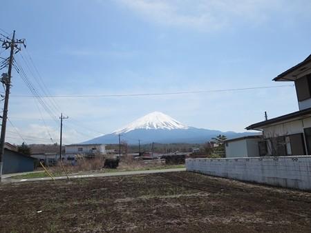 富士山20150418