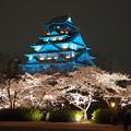 Photos: ブルーな大阪城