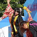 朝霞なるこ人魚姫_14 - よさこい祭りin光が丘公園2011