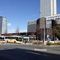 写真: 名古屋駅西側(太閤通口)