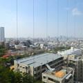 写真: 東山給水塔の一般公開 No - 041:展望階から見た景色