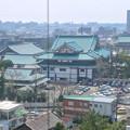 写真: 東山給水塔の一般公開 No - 047:展望階から見た景色(日泰寺)