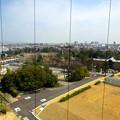 写真: 東山給水塔の一般公開 No - 060:展望階から見た景色