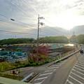 写真: 国道155号沿いの太陽光発電システム(春日井市金ケ口町)No - 3