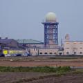 写真: 航空自衛隊 小牧基地の給水塔 - 1