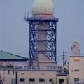 写真: 航空自衛隊 小牧基地の給水塔 - 2
