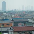 写真: エアポートウォーク名古屋から見た名駅ビル群(薄曇り) - 3