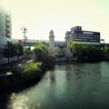 松重閘門(ミニチュアライズ、フィルター有り)- 2