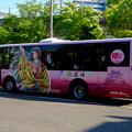 写真: JR岐阜駅 - 8:濃姫デザインの岐阜バス