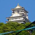 写真: 金華山の麓から見上げた岐阜城 - 4