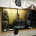 写真: 岐阜城 No - 18:城内に展示されてる織田信長坐像(複製)