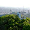 写真: 岐阜城天守閣から見た景色 No - 7