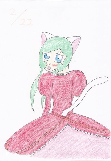 2月22日猫シャル