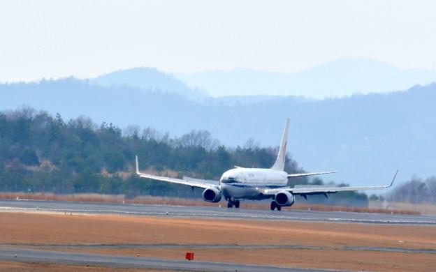 蜃気楼@Air China