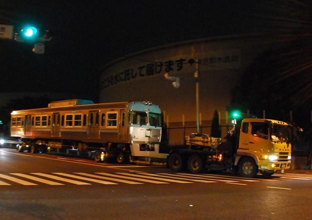 京王電鉄 井の頭線 3000系 (3729F)3729 陸送