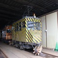 写真: 札幌市電ササラ電車