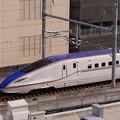写真: 北陸新幹線