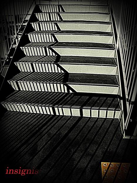 非日常階段.......