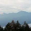 Photos: 観音平展望台から甲斐駒