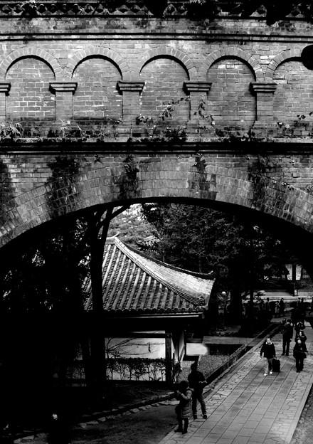 アーチ 煉瓦の美学