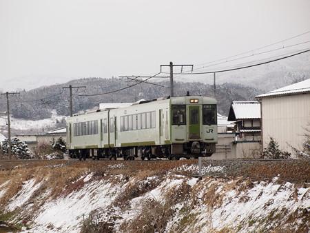 キハ110系普通 信越本線三才~豊野
