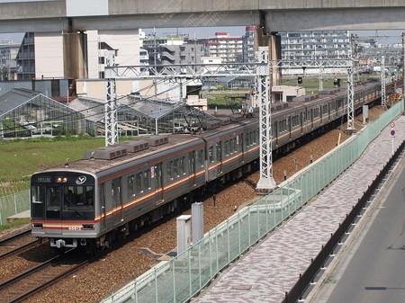 大阪市営地下鉄66系普通 阪急京都線茨木市~南茨木
