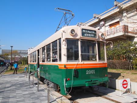 梅小路公園の京都市電01