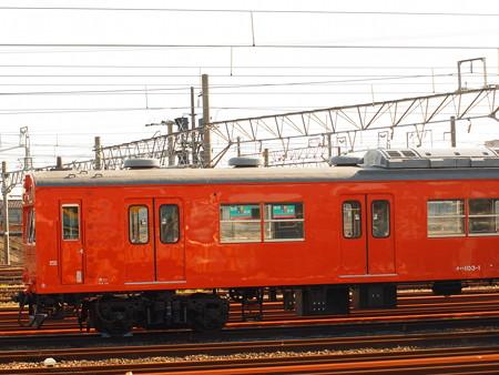 103系トップナンバー  梅小路蒸気機関車館01