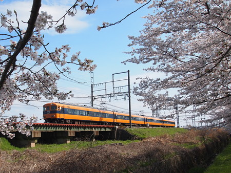 近鉄12400系京橿特急 近鉄橿原線ファミリー公園前~結崎